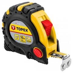 """Рулетка 10 м TOPEX 27C340 """"Magnetic"""""""