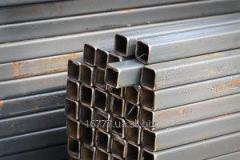 Profile pipes 20x20, 30x20, 25x25, 40x20, 40x25,