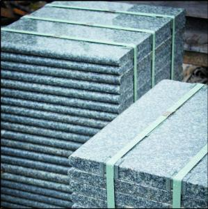 Plates granite for facing of buildings, polished