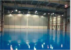 Epoxy bulk floors