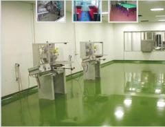Epoxy polyurethane floors