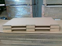 Pallets cargo for an air transportirovk Exactly