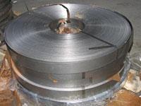 Tapes packaging steel