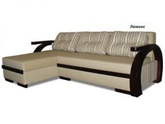 Angular sofa the Favourite, a sofa to buy Kiev, a
