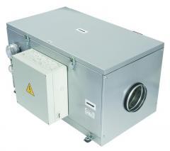 Вентс ВПА 125-2,4-1 приточная установка LCD