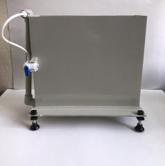 Ванна 5-10л з барбатажем, для електрохімічного