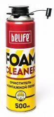 BeLife Очиститель монтажной пены (500 мл)