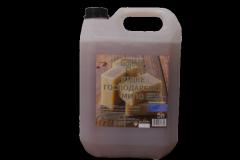Хозяйственное жидкое мыло 5 лGolden Clean