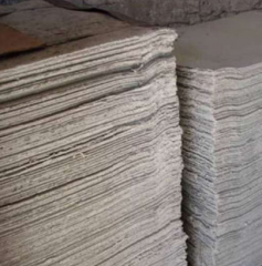 Asbestos sheet KAON of 3-6 mm