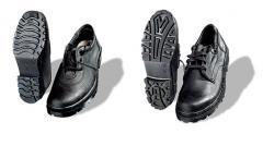 Туфли комбинированные