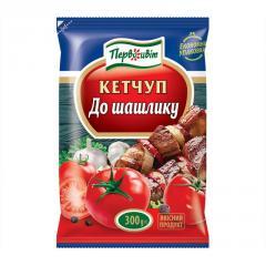 """Кетчуп томатный """"К шашлыку"""" 300 гр"""