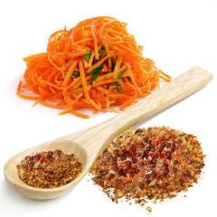 Приправа для морковки по корейски острая