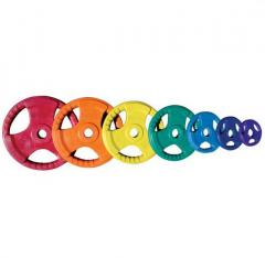 Disks color with the handle, InterAtletika,