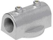 Adapter aluminum 1 inch