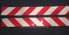 Светоотражающая лента для маркировки авто 5см*40см
