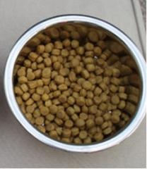 Puppy food in Ukraine to Buy, the Price, the Photo