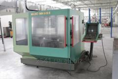 The processing MAHO MH 600 E center