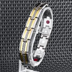 Магнитный браслет, германий и неодим, 436БРМ