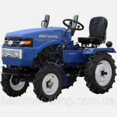 Трактор DW 160HX (16 л.с., колеса 5,00-12/6,5-16,