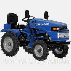 Трактор DW 160GX (16 л.с., 1 цил., (КПП 3+1)х2,