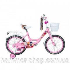 Детский велосипед SPARK KIDS FOLLOWER сталь
