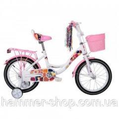 Велосипед детский SPARK KIDS FOLLOWER сталь