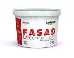 Краска фасадная FASAD Latex