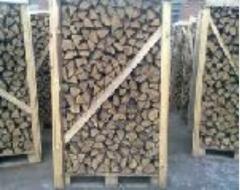 Firewood oak - fruit: sweet cherry, apple-tree,