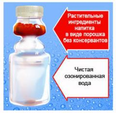 Soft energy drinks Kozak Bodun