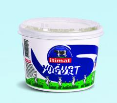 Yogurt salad from the producer, sale