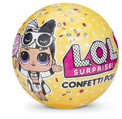 Кукла LOL Confetti Pop GOLD 9 серия