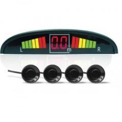 Автомобильный парктроник на 4 датчика с дисплеем