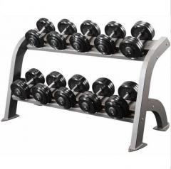 Rack under dumbbells, X-Line, X405, a support for