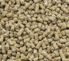 Fodder concentrates for broilers, production and