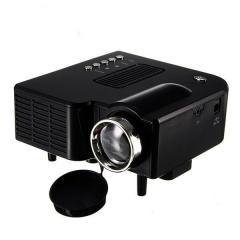 Портативный проектор UNIC 28+ черный 1 год...