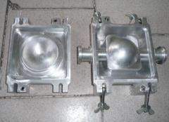 Пресс-формы из алюминия для холодной штамповки
