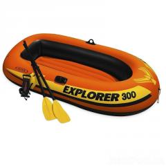 Двухместная надувная лодка Intex 58332...