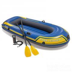 Двухместная надувная лодка Intex 68367...