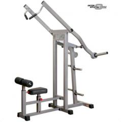 The exercise machine, Draft down in front,