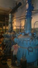 Les réacteurs émaillés