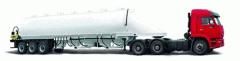 Kombikormovoz 964814 semi-trailer three-axis is