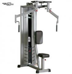 The exercise machine is cargo block, for muscles