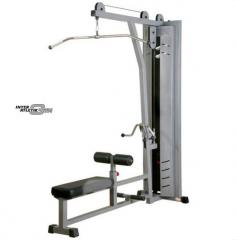 The exercise machine is cargo block, Blok for