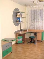 Children's furniture by individual orders.