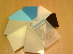Polypropylene sheet (Sheets polypropylene)