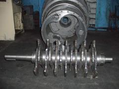 Изготовим узлы и агрегаты по чертежам заказчика промышленного назначения.