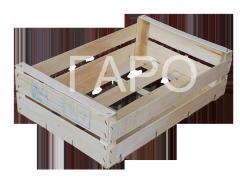 Ящики из шпона. ящик для клубники малины