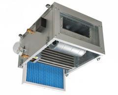 Приточная установка Вентс МПА 5000 В LCD