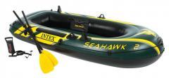 Двухместная надувная лодка Intex 68347...