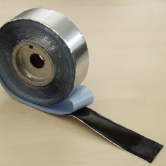 Алюминиевая клейкая лента с бутилкаучуком